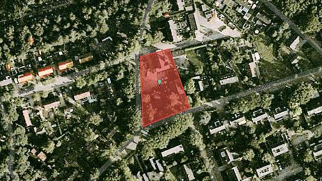 Maarn – voormalige gemeentewerf