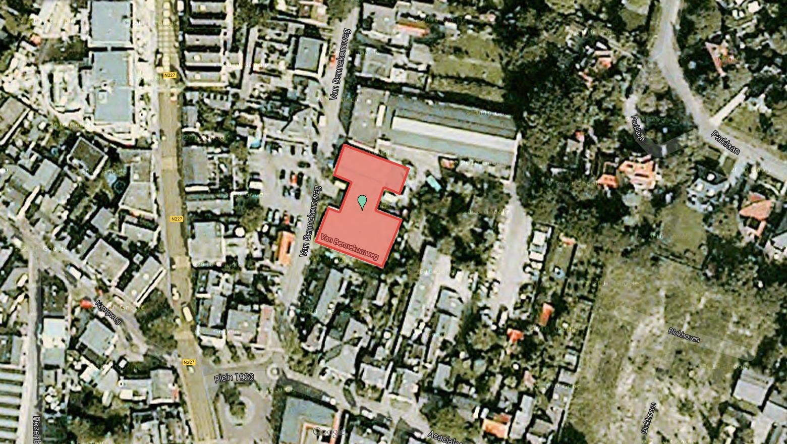 Doorn – voormalige gemeentewerf